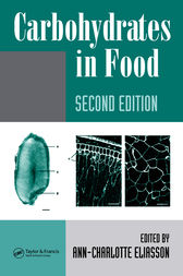 Carbohydrates in Food, Second Edition by Ann-Charlotte Eliasson