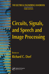 Circuits, Signals, and Speech and Image Processing by Richard C. Dorf