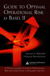 Guide to Optimal Operational Risk and BASEL II by Ioannis S. Akkizidis