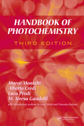 Handbook of Photochemistry, Third Edition by Marco Montalti