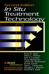 In Situ Treatment Technology, Second Edition by Evan K. Nyer