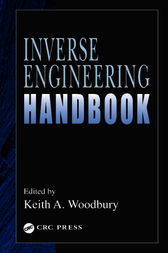 Inverse Engineering Handbook by Keith A. Woodbury