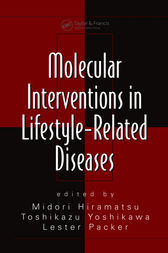 Molecular Interventions in Lifestyle-Related Diseases by Midori Hiramatsu