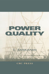 Power Quality by C. Sankaran