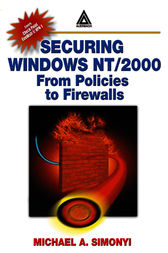 Securing Windows NT/2000 by Michael A. Simonyi