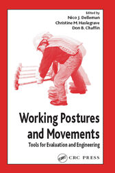 Working Postures and Movements by Nico J. Delleman