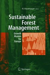 Sustainable Forest Management by Hubert Hasenauer