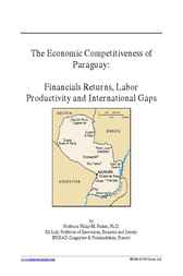 The Economic Competitiveness of Paraguay by Philip M. Parker