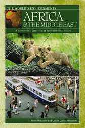 Africa & the Middle East by Kevin Hillstrom