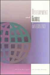 Development and Global Governance by Roy Culpeper