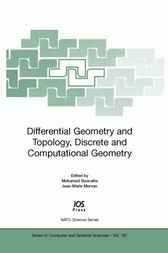 Differential Geometry and Topology, Discrete and Computational Geometry by M. Boucetta; J.-M. Morvan