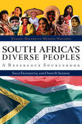 South Africa's Diverse Peoples by Sally Frankental