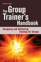 The Group Trainer's Handbook by David Leigh