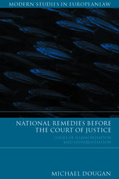 National Remedies Before the Court of Justice by Michael Dougan