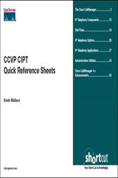 CCVP CIPT Quick Reference Sheets by Kevin Wallace