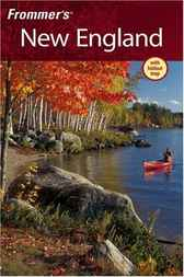 Frommer's New England by Paul Karr