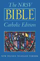 The NRSV Catholic Edition by Unknown