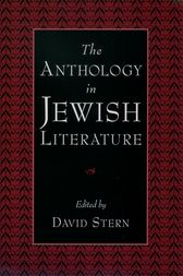 The Anthology in Jewish Literature by David Stern