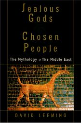 Jealous Gods and Chosen People by David Leeming
