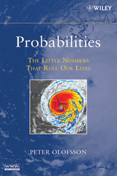 Probabilities by Peter Olofsson