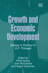 Download Ebook Growth and Economic Development by P. Arestis Pdf