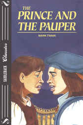 Prince and the Pauper Paperback Book by Mark Twain