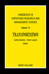 Handbooks in Operations Research and Management Science: Transportation by Cynthia Barnhart