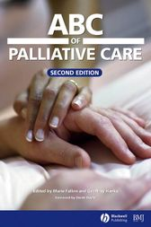 ABC of Palliative Care by Marie Fallon
