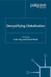 Demystifying Globalization by Colin Hay
