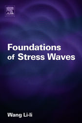 Foundations of Stress Waves by Lili Wang