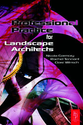 Professional Practice for Landscape Architects by Nicola Garmory