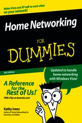 Home Networking For Dummies by Kathy Ivens