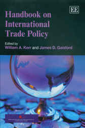 Download Ebook Handbook on International Trade Policy by W.A. Kerr Pdf