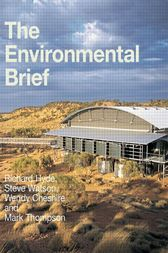 The Environmental Brief by Richard Hyde