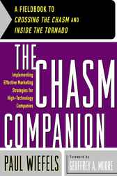 The Chasm Companion by Paul Wiefels