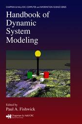 Handbook of Dynamic System Modeling by Paul A. Fishwick