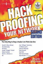 Hack Proofing Your Network by Syngress