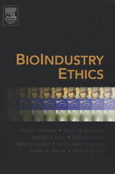 BioIndustry Ethics by David L. Finegold