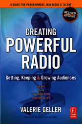 Creating Powerful Radio by Valerie Geller