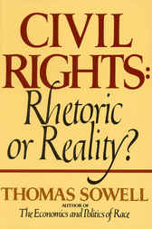 Civil Rights by Thomas Sowell