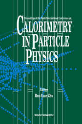Calorimetry In Particle Physics - Proceedings Of The Tenth International Conference (calor02) by Ren-Yuan Zhu