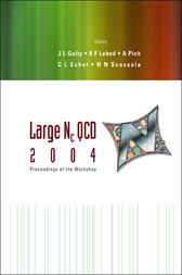 Large Nc Qcd 2004 - Proceedings Of The Workshop by J. L. Goity