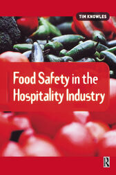 Food Safety in the Hospitality Industry by Tim Knowles