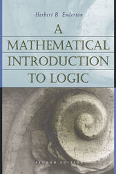 A Mathematical Introduction to Logic by Herbert Enderton