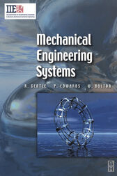 Mechanical Engineering Systems by Richard Gentle