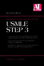 Appleton & Lange's Review for the USMLE Step 3 by Samuel L. Jacobs