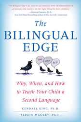 The Bilingual Edge by Kendall King