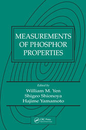 Measurements of Phosphor Properties by William M. Yen