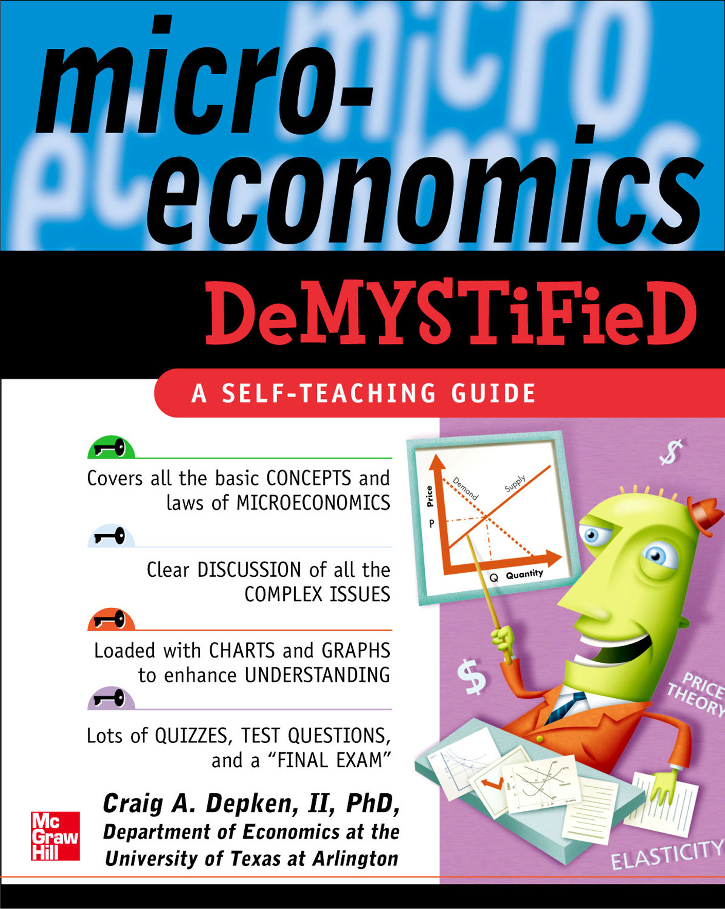 Download Ebook Microeconomics Demystified by Craig Depken Pdf