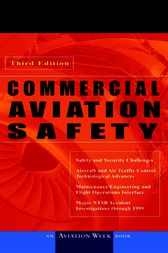 Commercial Aviation Safety by Alexander T. Wells
